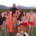 3-та Еко акцијa за летото 2017 на Преспанско езеро на плажата во Крани и Сливница